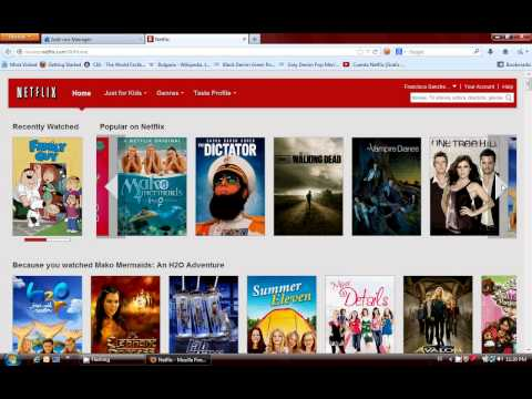 How to access US Netflix and Pandora from outside the US