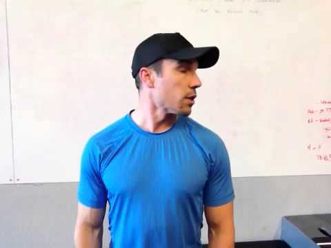 How to Stretch a Tight Neck and Shoulders - Coach Rob - 3ST