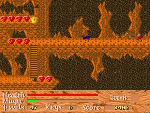 DOS Game: God of Thunder