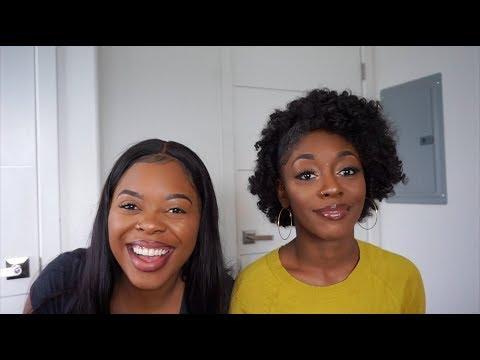 We Swapped Makeup Kits To Do Our Makeup! FT. @Schaelove | Jamiiiiiiiie