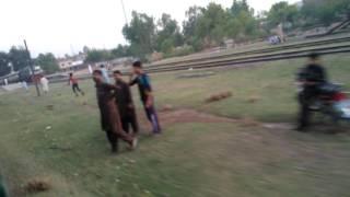 Pakistan Railways:14dn Awam Express stopping Kamoke