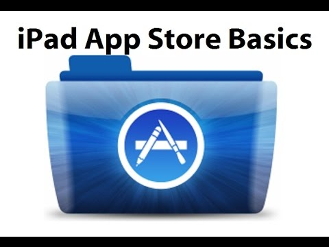 iPad App Store Tutorial