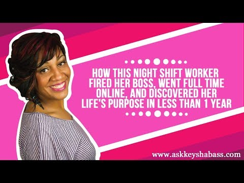 How This Night Shift Worker Fired Her Boss and Discovered Her Life's Purpose