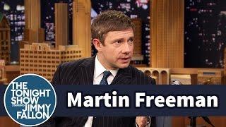 Martin Freeman Is Upset He Wasn
