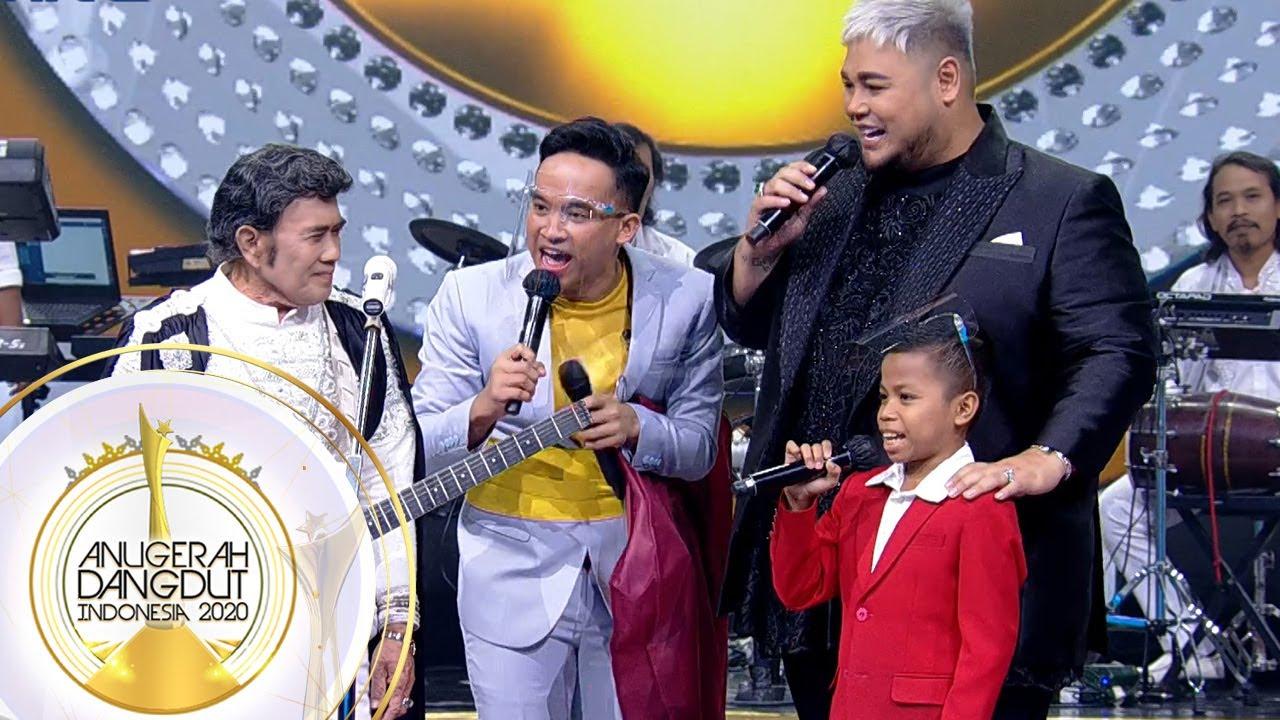 Download Igun Tepati Janji berikan Baju Kepada Raja Dangdut Rhoma Irama - Anugerah Dangdut Indonesia 2020 MP3 Gratis