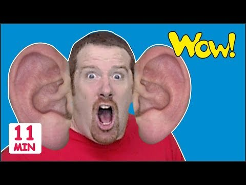 Dress up, Kids | Maggie Magic for Children | Stories from Steve and Maggie | Learn Wow English TV