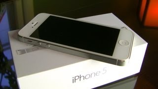 Best 10 things about the iPhone 5