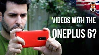 OnePlus 6 - Video App, Quality, Stabilization, Slow Motion, Audio