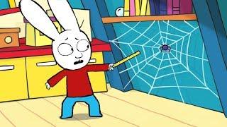 Simon - Simon est courageux HD [Officiel] Dessin animé pour enfants