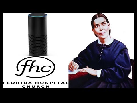 Adventist Florida Hospital Mocking Ellen White. Spirit of Prophecy Causing A SHAKING IN THE CHURCH!