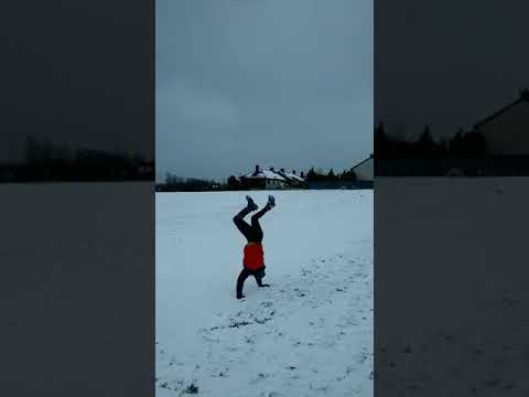 Snow in Dublin
