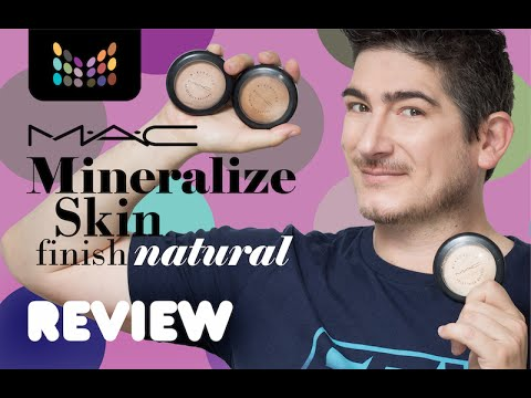 Mac Mineralize Skinfinish Natural - Review - Polvos Minerales