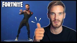 ⍣CONFIRMED⍣ PewDiePie is in Fortnite. - Season 7 -  LWIAY - #0058
