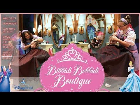 Bibbidi Bibbidi Boutique - Walt Disney World