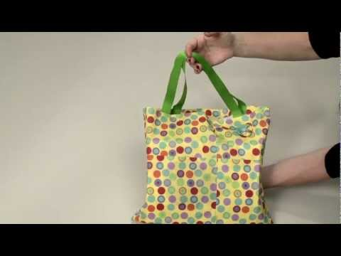 Singer Sew Fun Tote Instructional Video