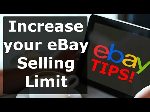 eBay Drop Shipping | How to Check Your Selling Limit and How to Increase your ebay Selling Limit