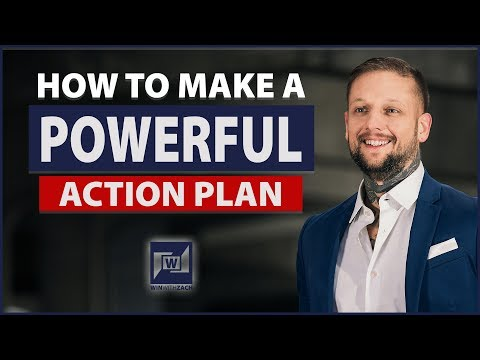 How To Make An Action Plan And Achieve Your Goals