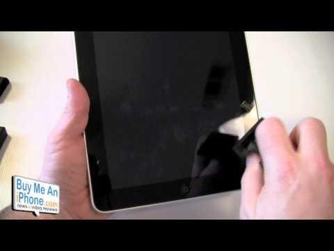 Sidekick iPad Screen Cleaner