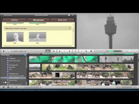 How To Make A Movie Trailer With iMovie - Easy Tutorial!
