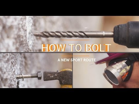 How To Bolt A New Sport Route | Climbing Adventures In Sicily
