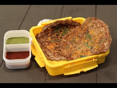 Ragi Uttapam   Tiffin Treats by Roopa Nabar   Sanjeev Kapoor Khazana