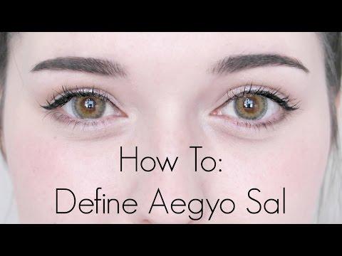 How To: Define Aegyo Sal/Puffy Eye Bags