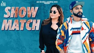 Show Match | (Full HD) | R Gifty & Gurlej Akhtar | New Punjabi Songs 2020 | Jass Records