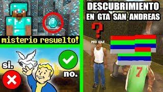 7 Misterios de Videojuegos Resueltos de una vez por Todas (PARTE 4)
