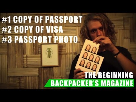 Quicktip: How to get an Indian Simcard (The Beginning // Backpacker's Magazine)
