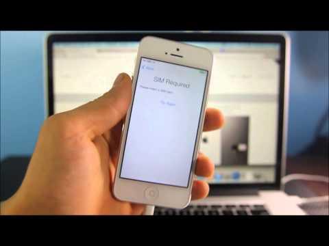 Unlock Sprint/Verizon/T-Mobile iPhones.