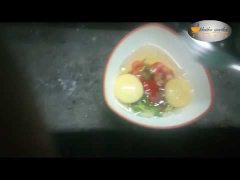 how to make omelet in microwave