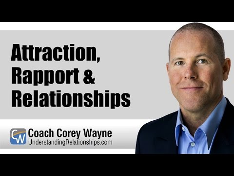 Attraction, Rapport & Relationships