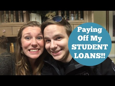 I'M DEBT FREE!!!   LIVE Debt Payoff!   Paying off Navient Student Loans