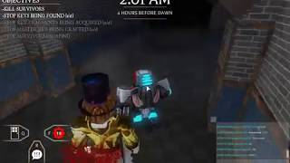 Roblox Before The Dawn Redux Project 0011 Nightfall Gameplay - Before The Dawn Redux Night Vitiated Gameplay Roblox