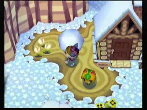 Animal Crossing - Perfect Snowman
