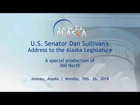 Senator Dan Sullivan's 2018 Address