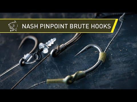 NASH PINPOINT BRUTE HOOKS