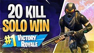 20 Kill Solo Fortnite Videos 9tube Tv