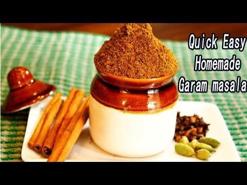 Homemade Garam Masala Recipe | Casual Cooking with Madhura | MadhurasRecipe | Ep - 641