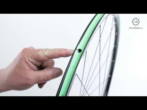 Replace Bike Wheel Rim Tape