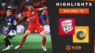 Highlights: Adelaide United v Central Coast Mariners – Round 19 Hyundai A-League 2019/20 Season