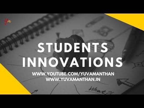 Students Innovation with Ajay Godara  || YuvaManthan Live