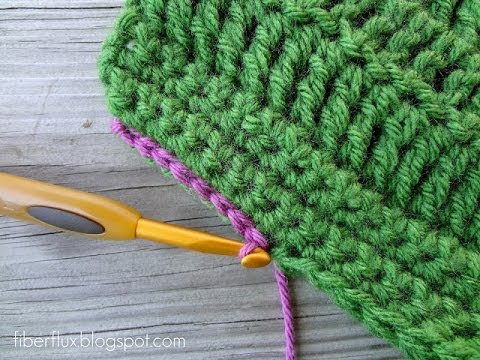Episode 43: 3 Ways to Seam an Infinity Scarf (And a Tip for Seaming Lace)