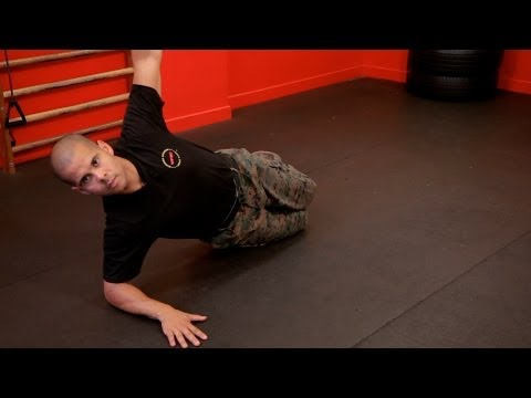 How to Do a Warrior Side Plank | Warrior Fitness