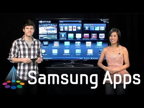 Samsung SmartTV Apps: ESPN, Hulu Plus, Netflix, and Social TV! - AppJudgment
