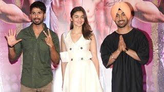 Udta Punjab Celebrates Release On 17th June | Shahid Kapoor,Alia Bhatt,Daljit Dosanj,Anurag