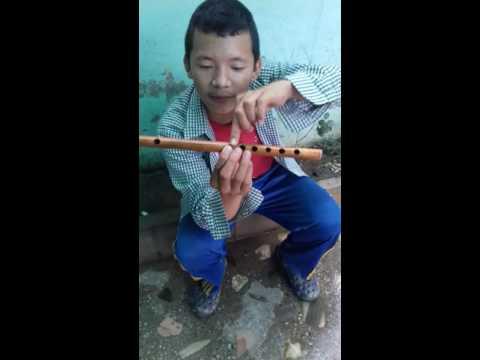How to play basuri,flute,murali
