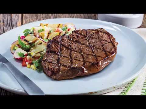 Petite Sirloin Steak with Potato Salad   Price Chopper Cooking How-To