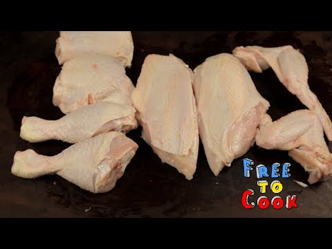 How to Cut Up a Whole Chicken - Food Basics