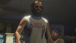 GTAV: Trevor Gets Into a Barfight (Rockstar Editor/Cinematic)